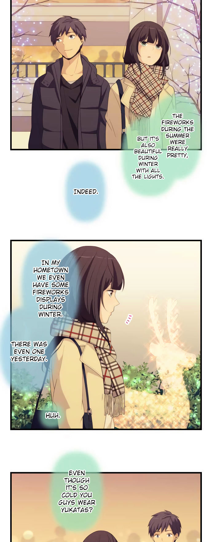 ReLIFE Chapter 194  Online Free Manga Read Image 10