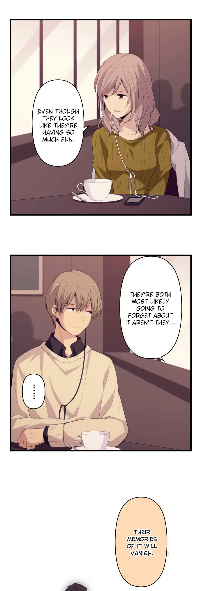 ReLIFE Chapter 194  Online Free Manga Read Image 17