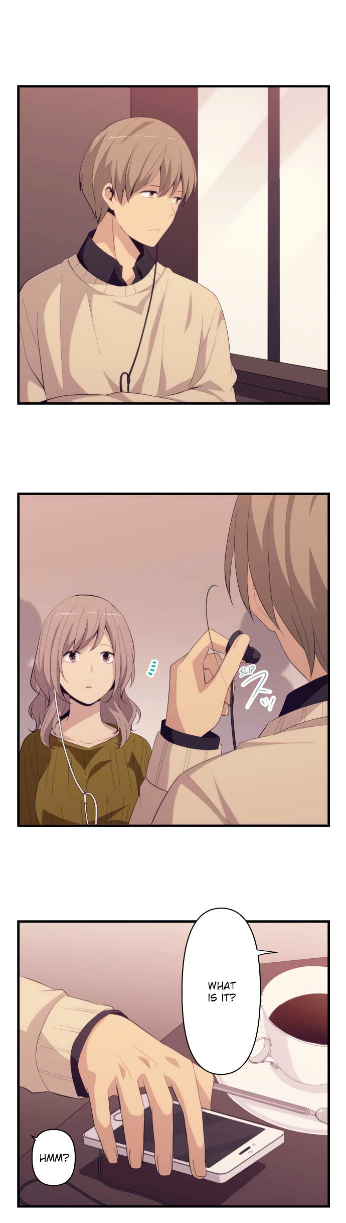ReLIFE Chapter 194  Online Free Manga Read Image 20