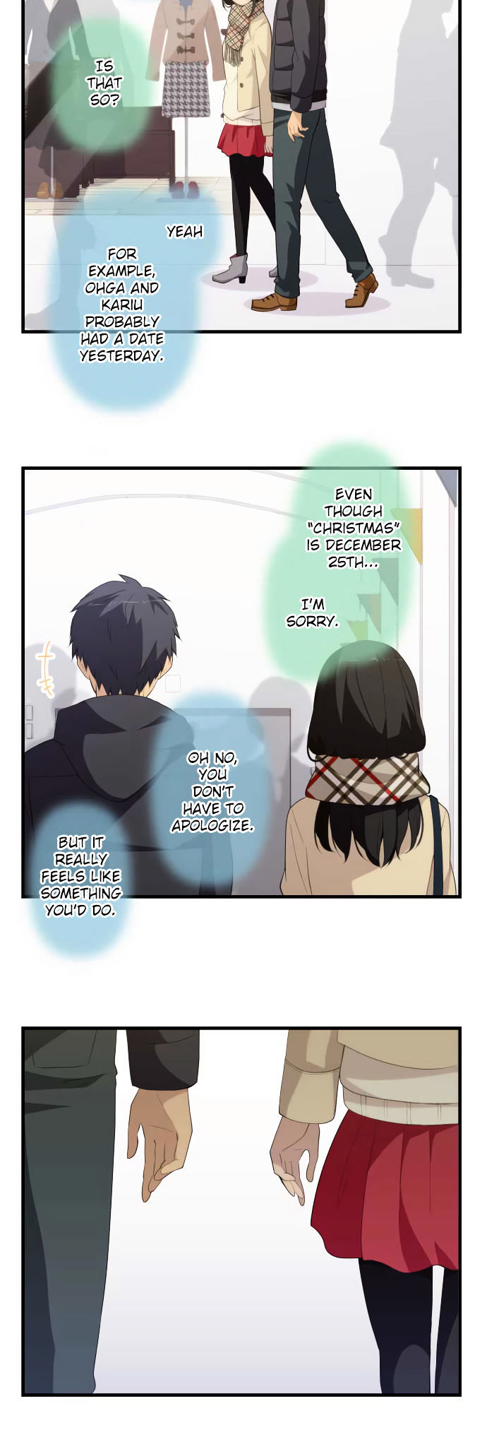 ReLIFE Chapter 194  Online Free Manga Read Image 5
