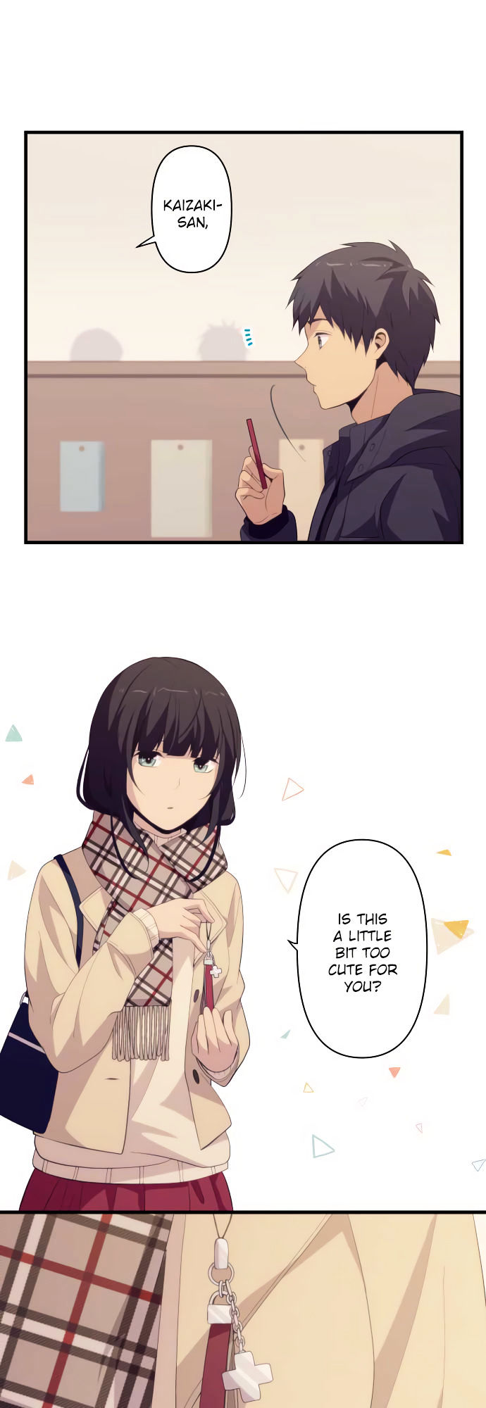 ReLIFE Chapter 195  Online Free Manga Read Image 1