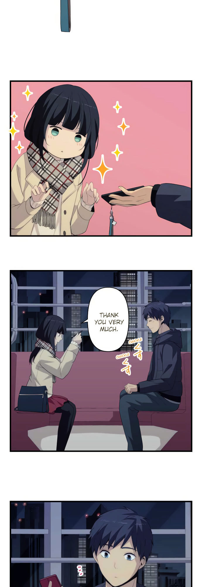 ReLIFE Chapter 195  Online Free Manga Read Image 15