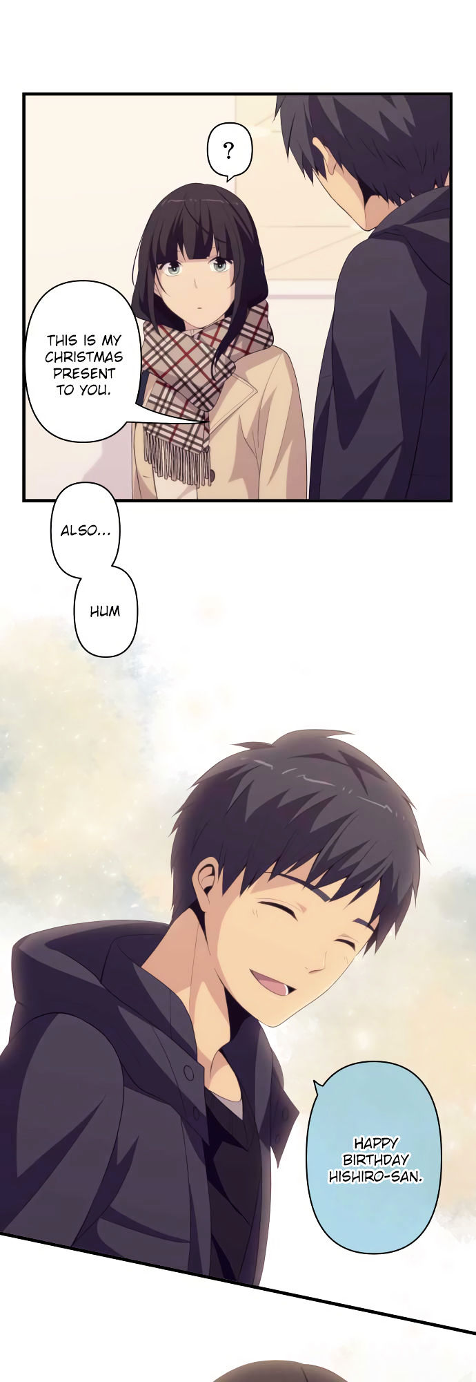 ReLIFE Chapter 195  Online Free Manga Read Image 9