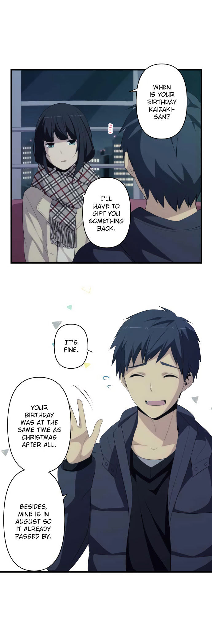 ReLIFE Chapter 196  Online Free Manga Read Image 1