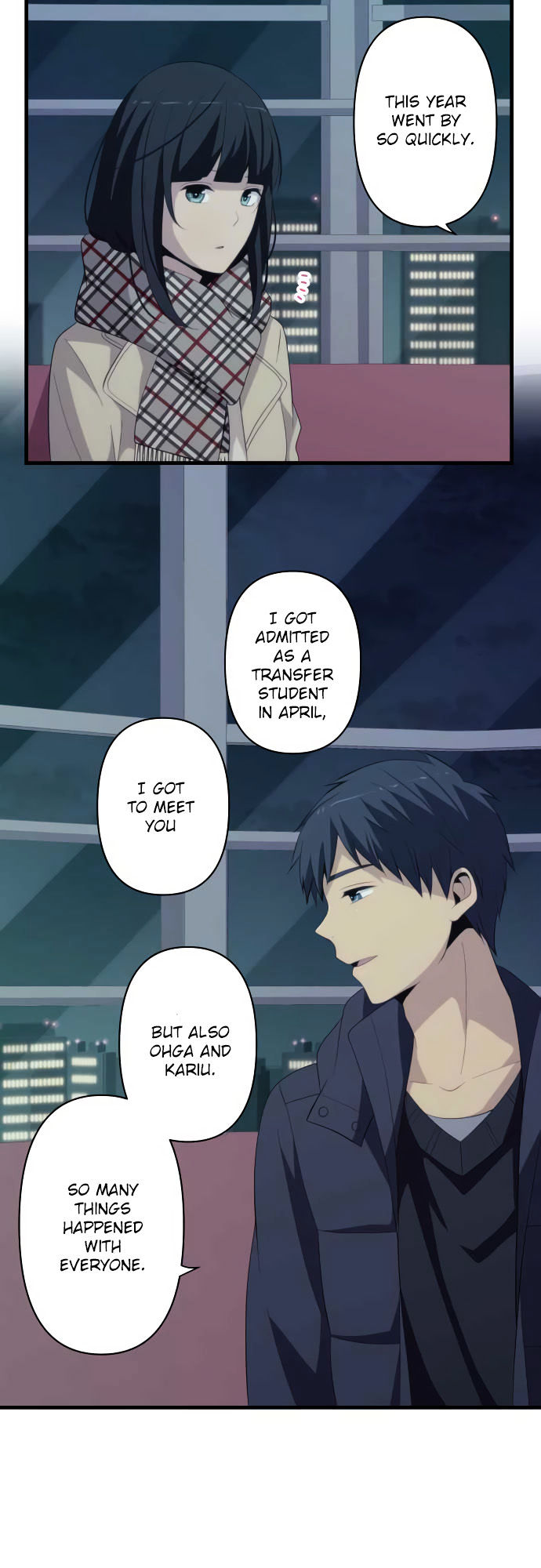 ReLIFE Chapter 196  Online Free Manga Read Image 10