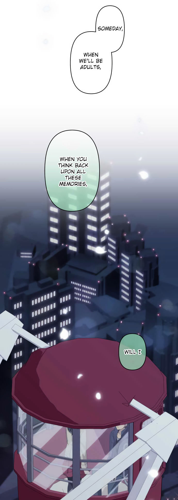ReLIFE Chapter 196  Online Free Manga Read Image 15
