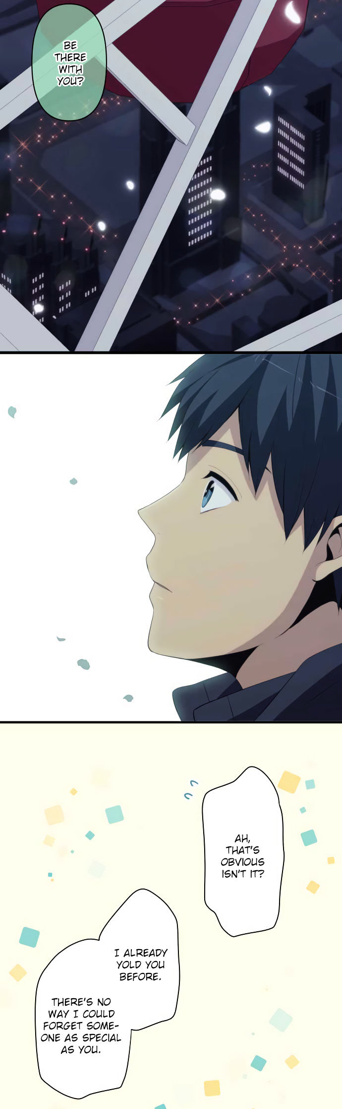 ReLIFE Chapter 196  Online Free Manga Read Image 16