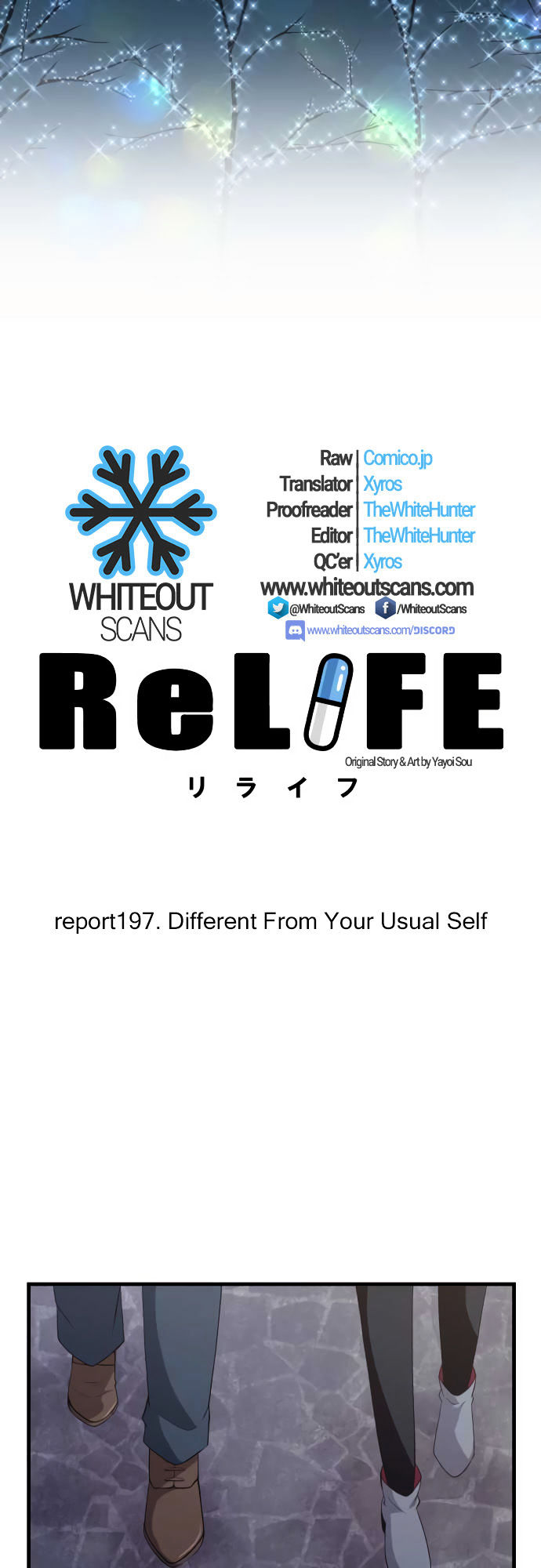 ReLIFE Chapter 197  Online Free Manga Read Image 4