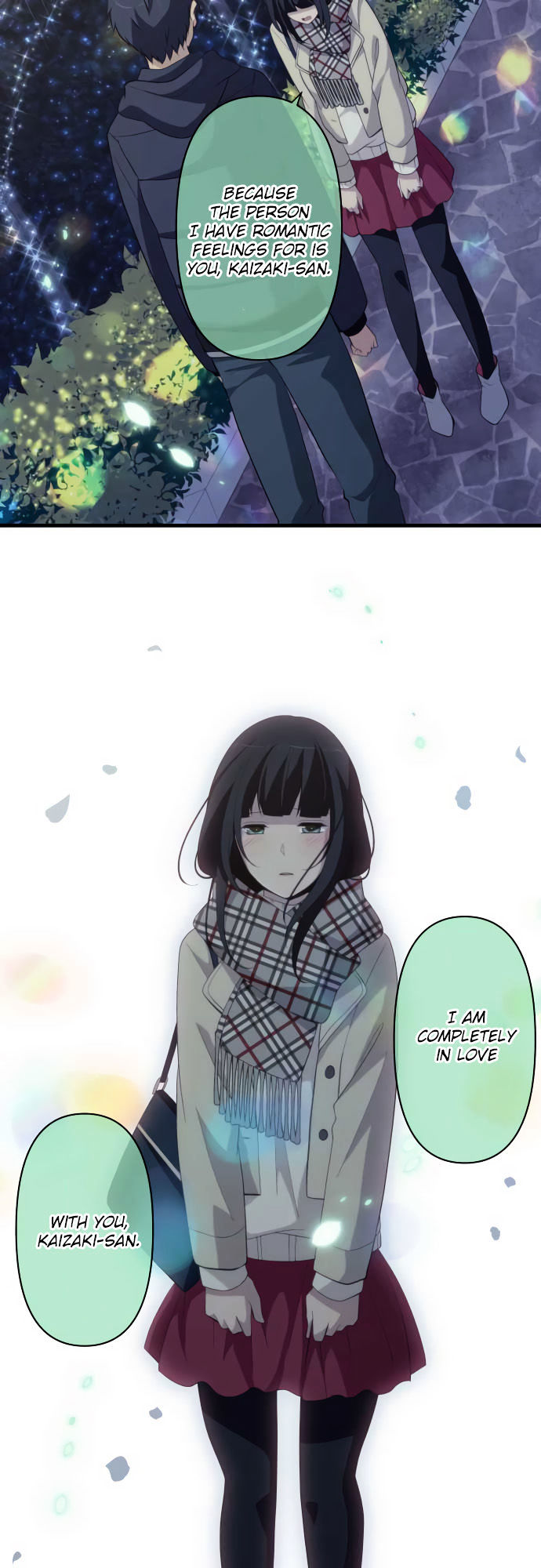 ReLIFE Chapter 198  Online Free Manga Read Image 10