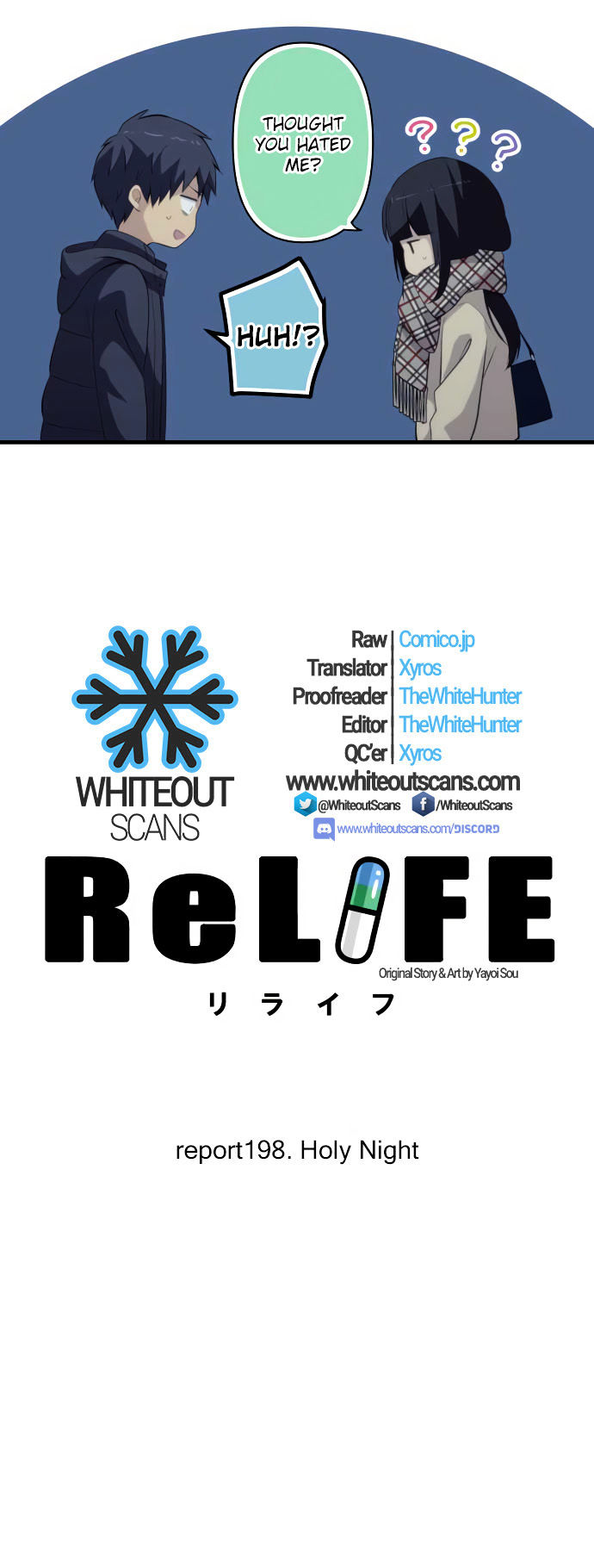 ReLIFE Chapter 198  Online Free Manga Read Image 4