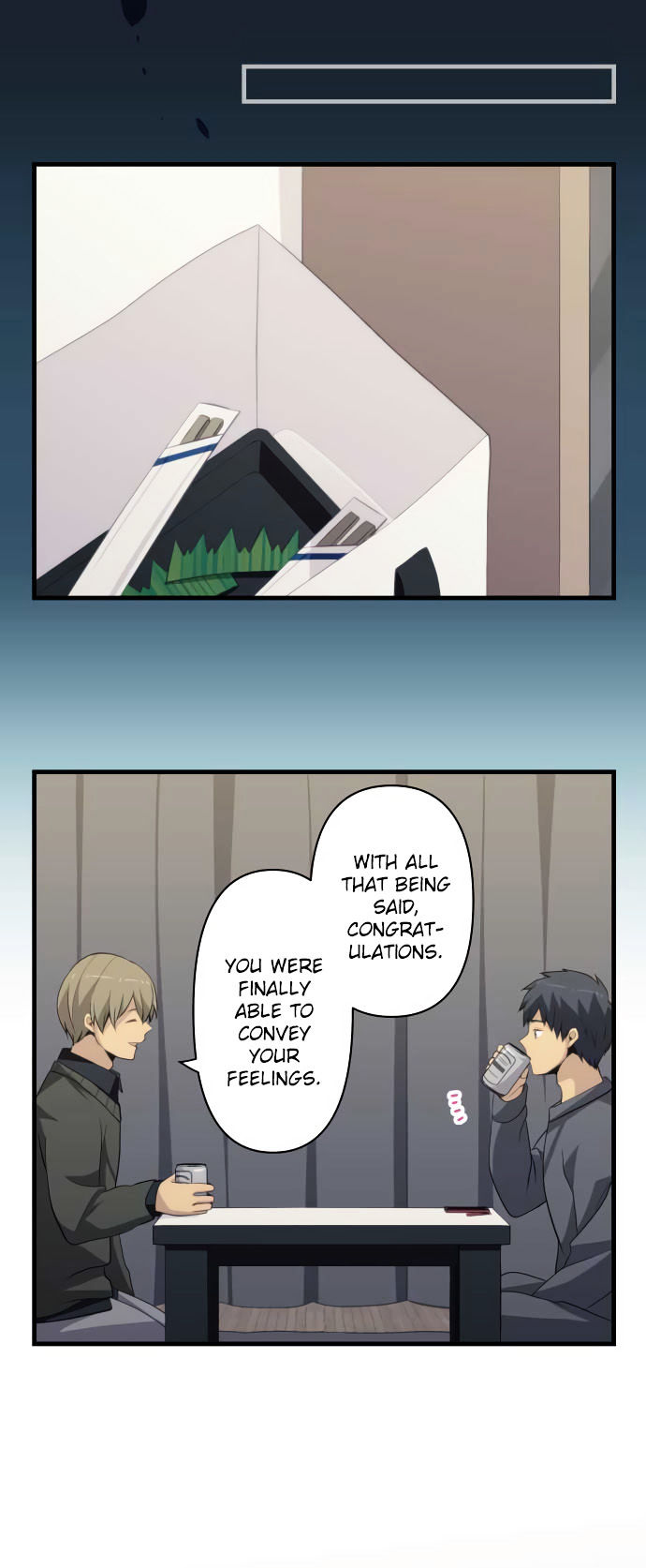 ReLIFE Chapter 199  Online Free Manga Read Image 10