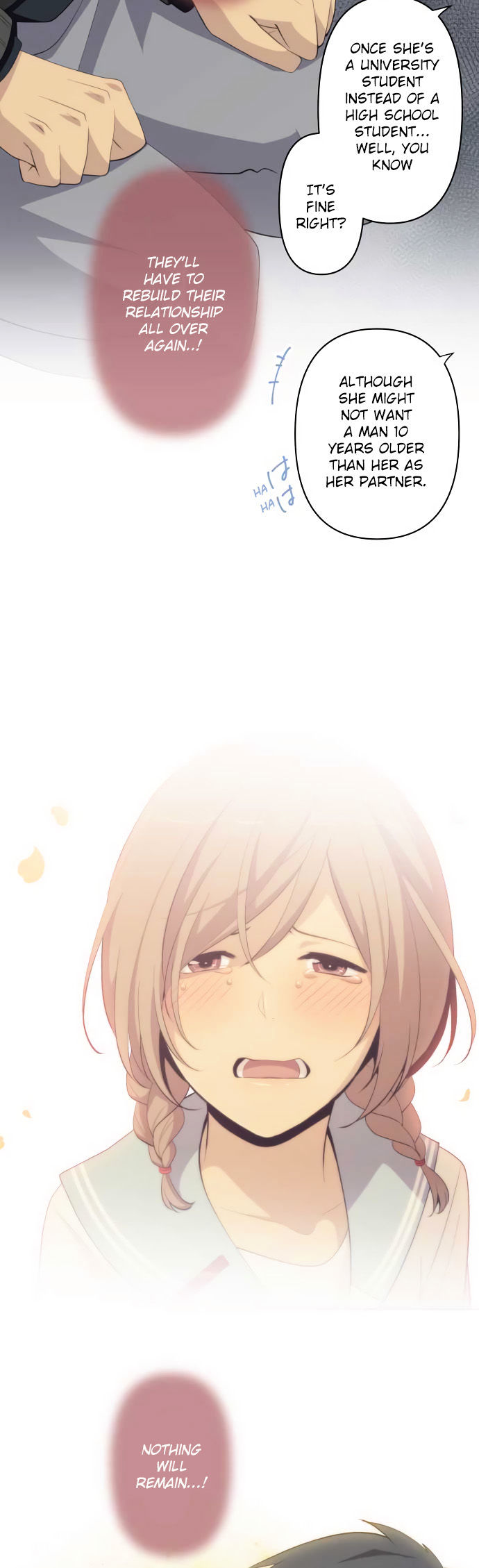 ReLIFE Chapter 199  Online Free Manga Read Image 18