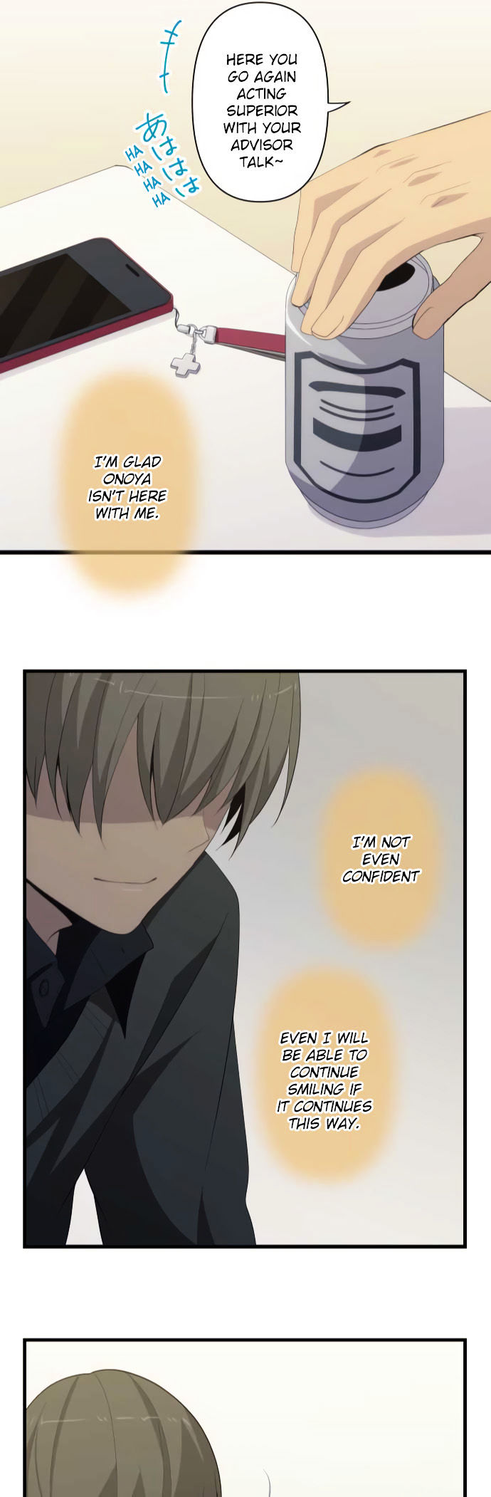 ReLIFE Chapter 199  Online Free Manga Read Image 22