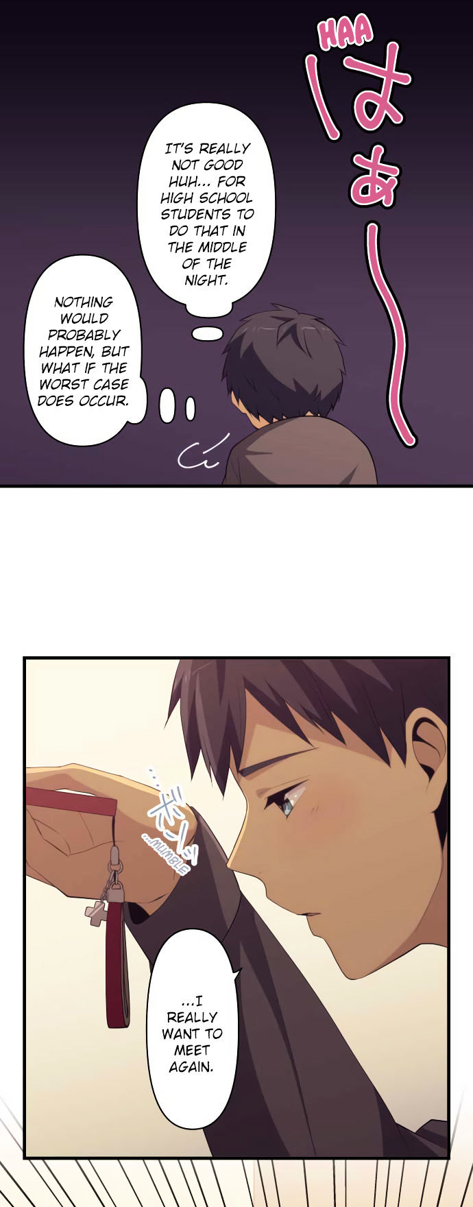 ReLIFE Chapter 199  Online Free Manga Read Image 3