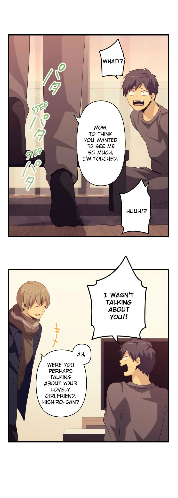 ReLIFE Chapter 199  Online Free Manga Read Image 5