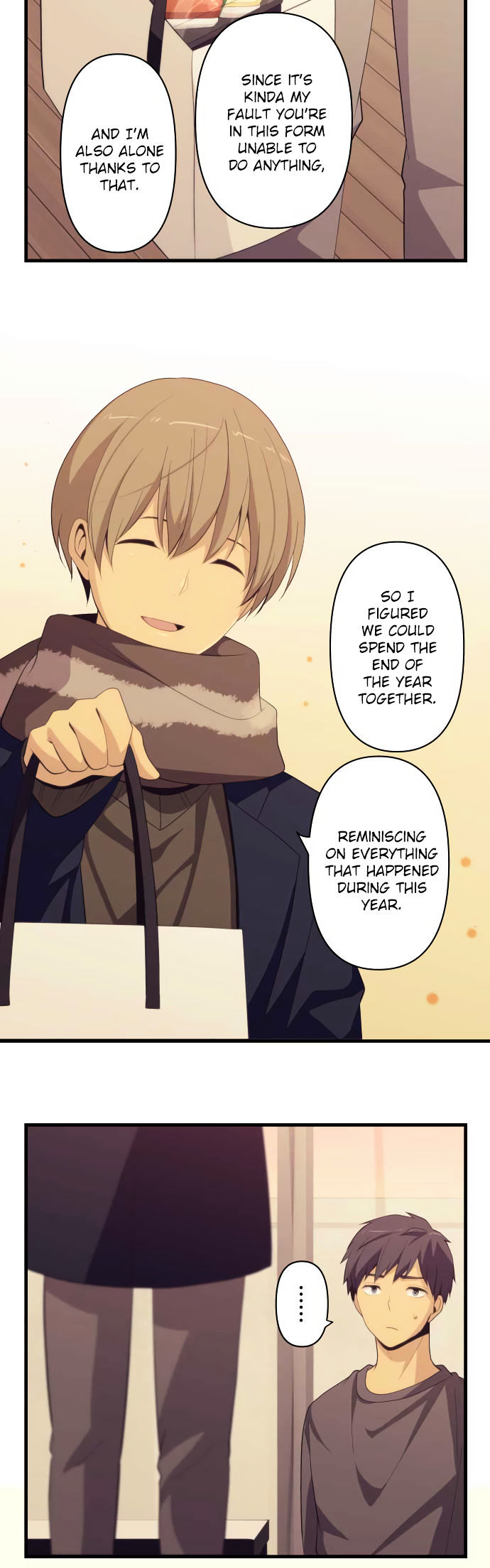 ReLIFE Chapter 199  Online Free Manga Read Image 7