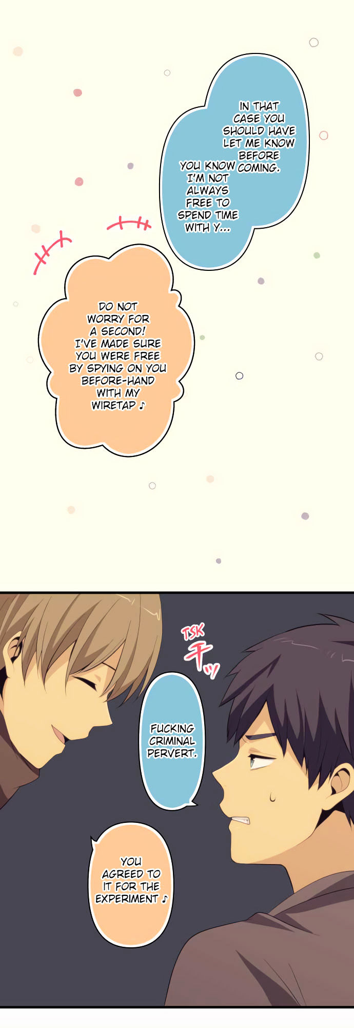 ReLIFE Chapter 199  Online Free Manga Read Image 8