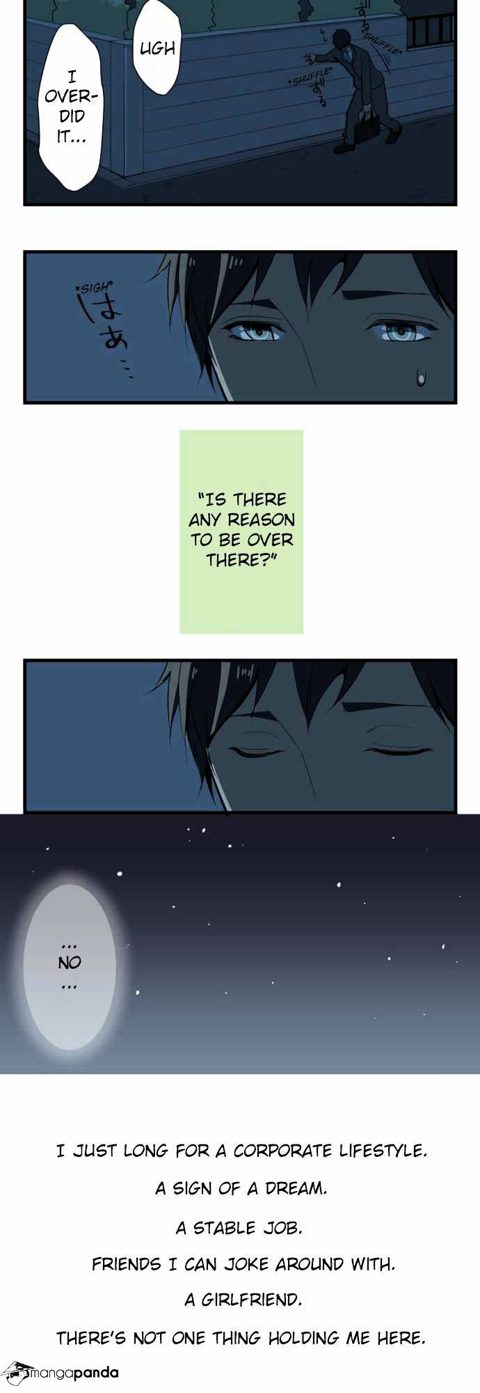 ReLIFE Chapter 2  Online Free Manga Read Image 10