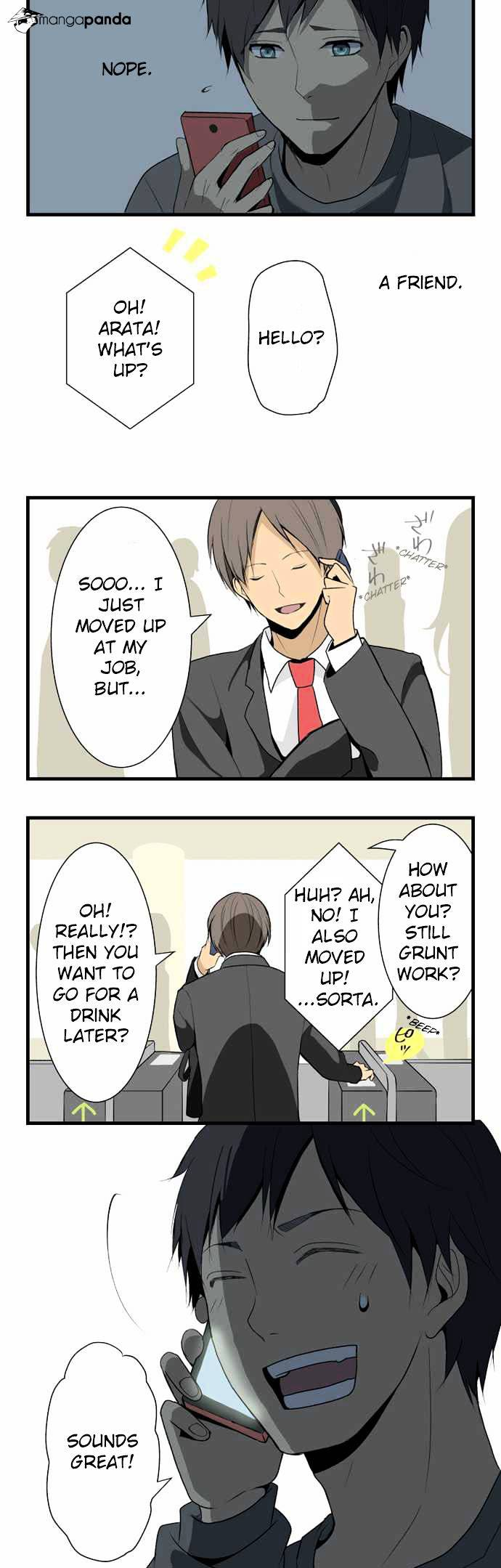 ReLIFE Chapter 2  Online Free Manga Read Image 5