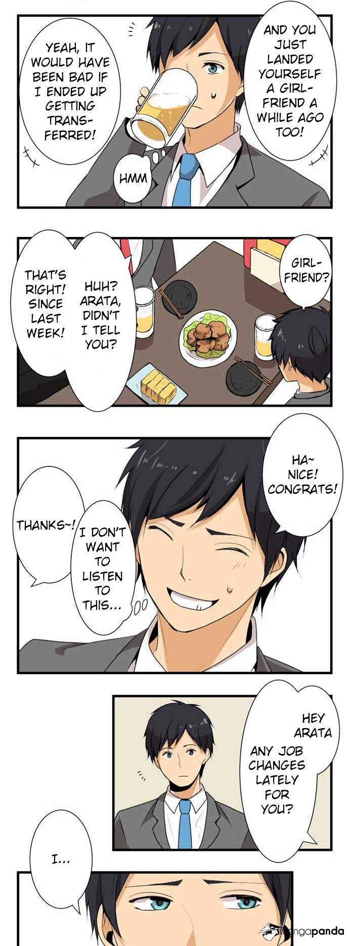 ReLIFE Chapter 2  Online Free Manga Read Image 8