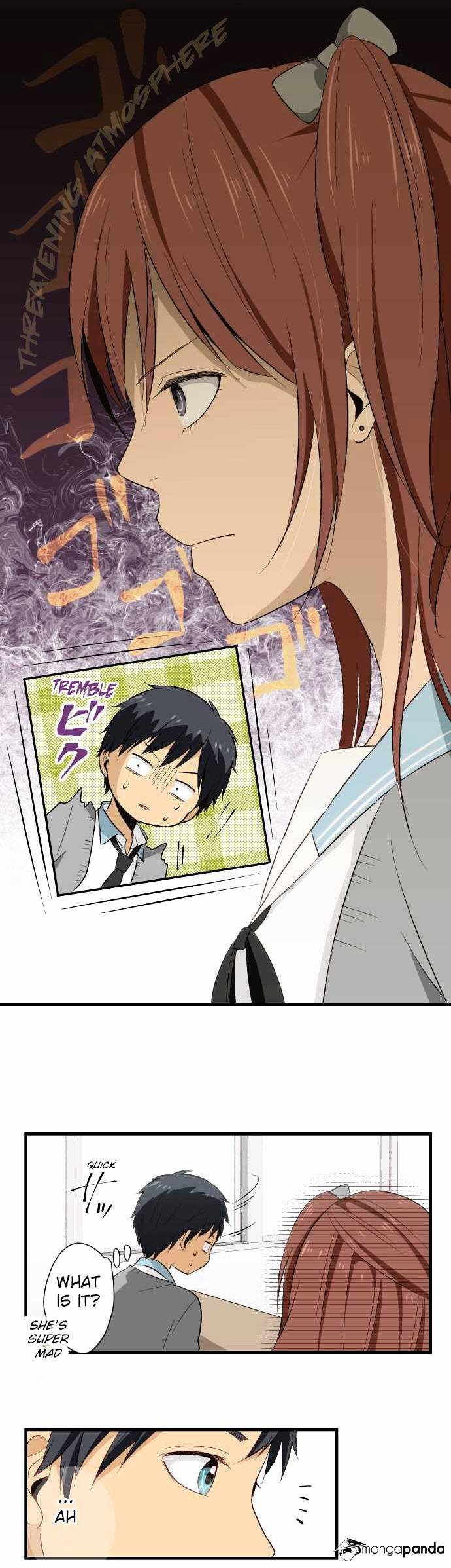 ReLIFE Chapter 20  Online Free Manga Read Image 18