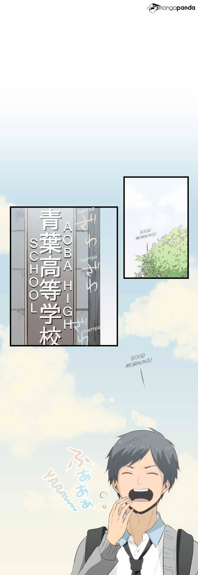 ReLIFE Chapter 20  Online Free Manga Read Image 2