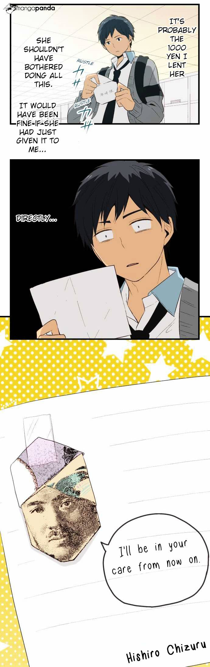 ReLIFE Chapter 20  Online Free Manga Read Image 5