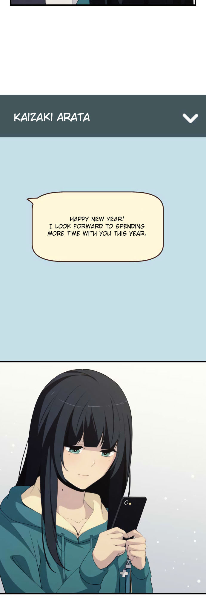 ReLIFE Chapter 200  Online Free Manga Read Image 16
