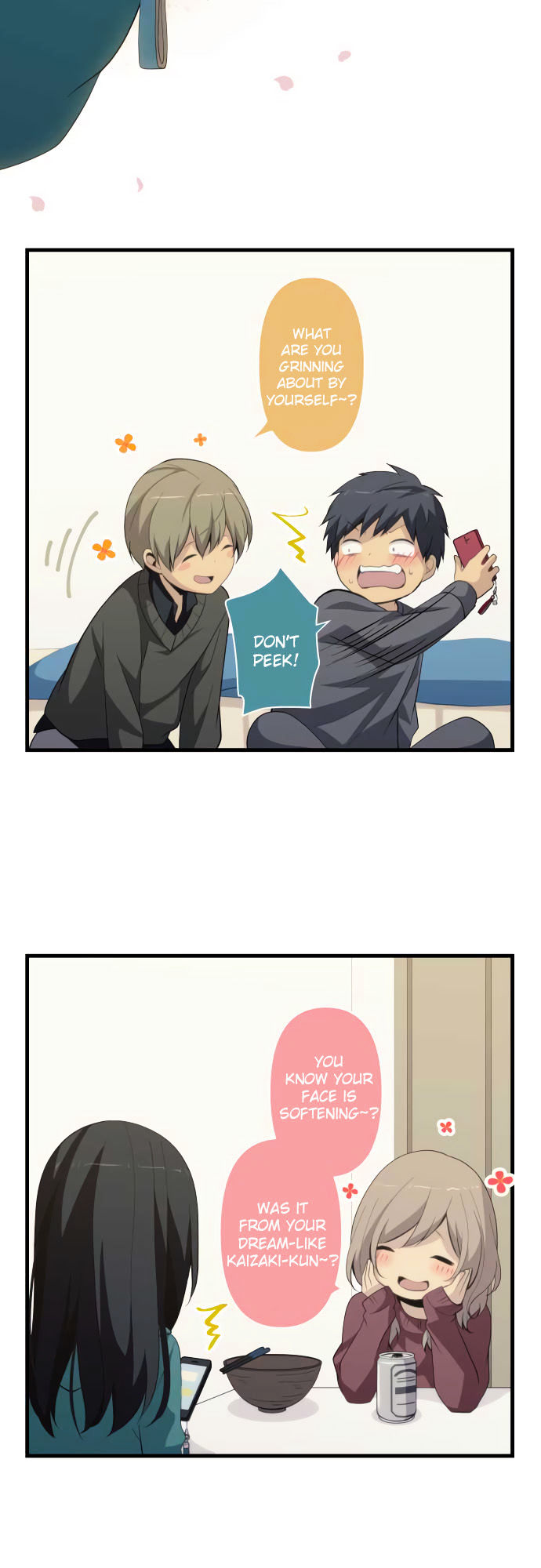 ReLIFE Chapter 200  Online Free Manga Read Image 19