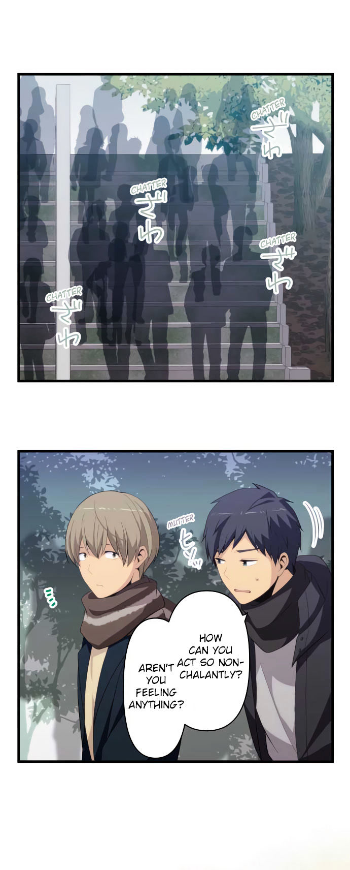 ReLIFE Chapter 201  Online Free Manga Read Image 5