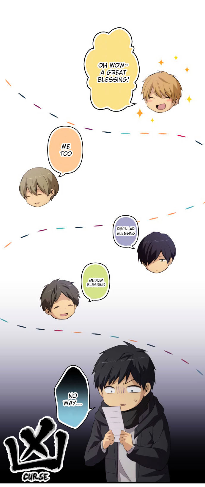 ReLIFE Chapter 202  Online Free Manga Read Image 2