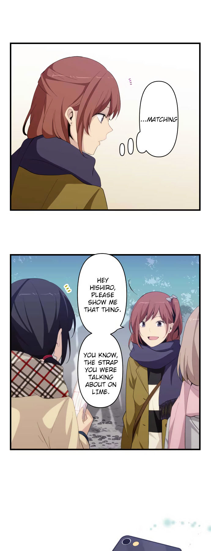 ReLIFE Chapter 202  Online Free Manga Read Image 6
