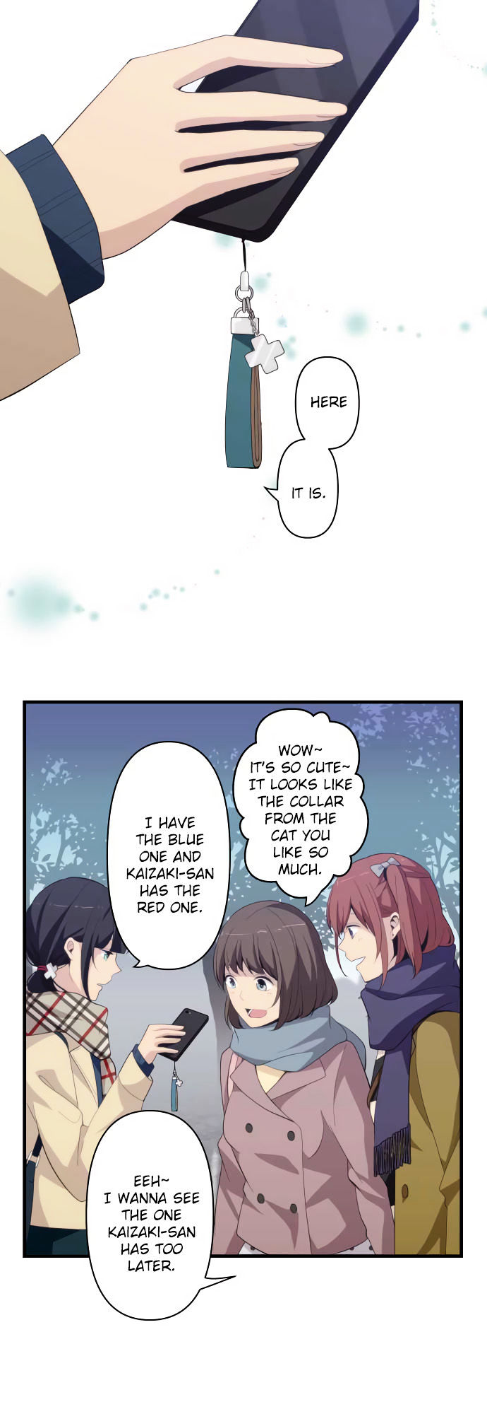 ReLIFE Chapter 202  Online Free Manga Read Image 7