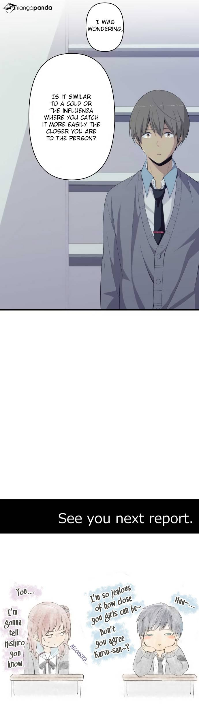 ReLIFE Chapter 203  Online Free Manga Read Image 25