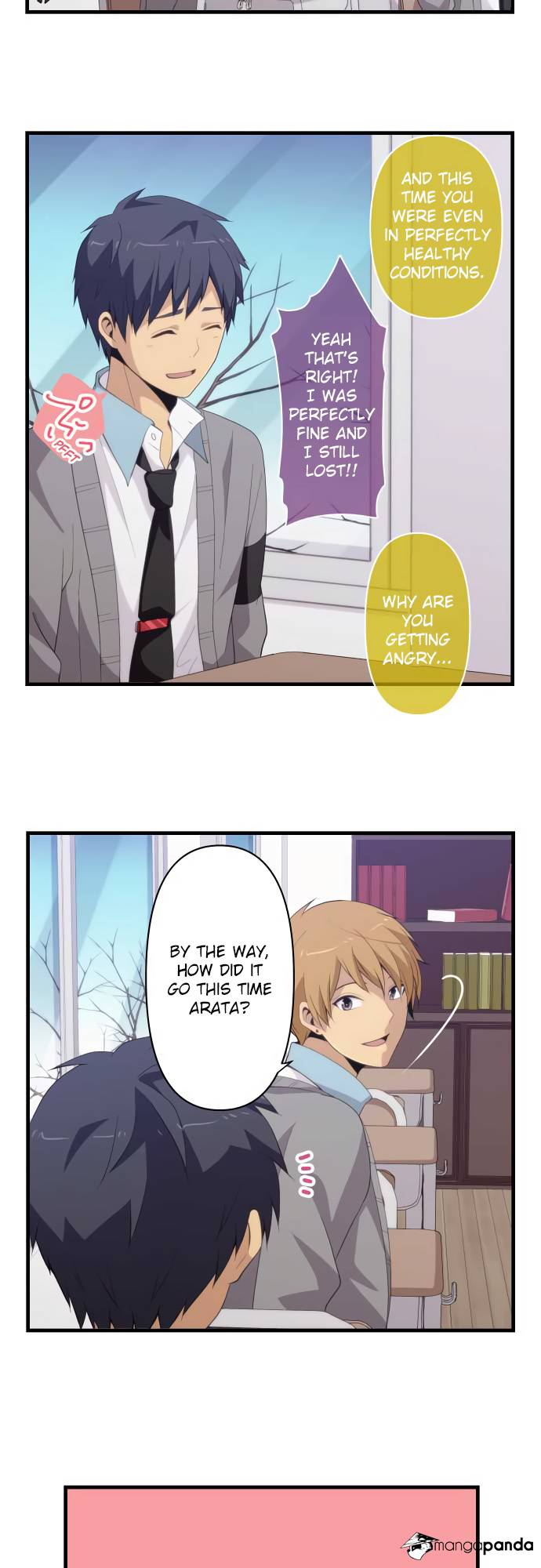 ReLIFE Chapter 203  Online Free Manga Read Image 6