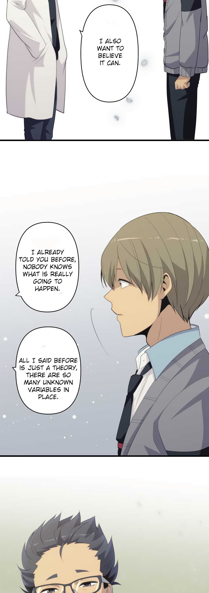 ReLIFE Chapter 204  Online Free Manga Read Image 14