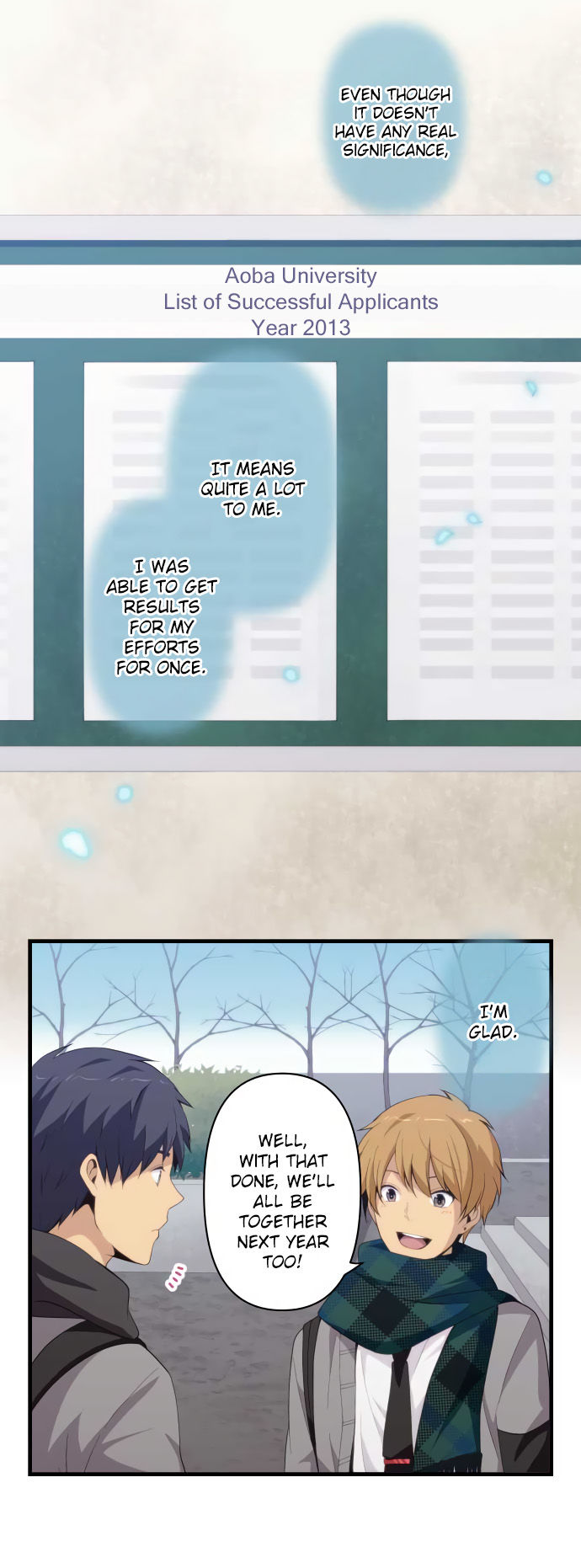 ReLIFE Chapter 206  Online Free Manga Read Image 11
