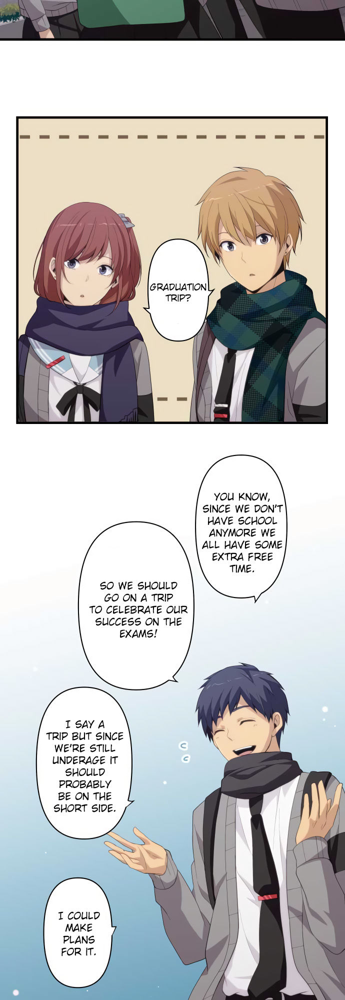 ReLIFE Chapter 206  Online Free Manga Read Image 15