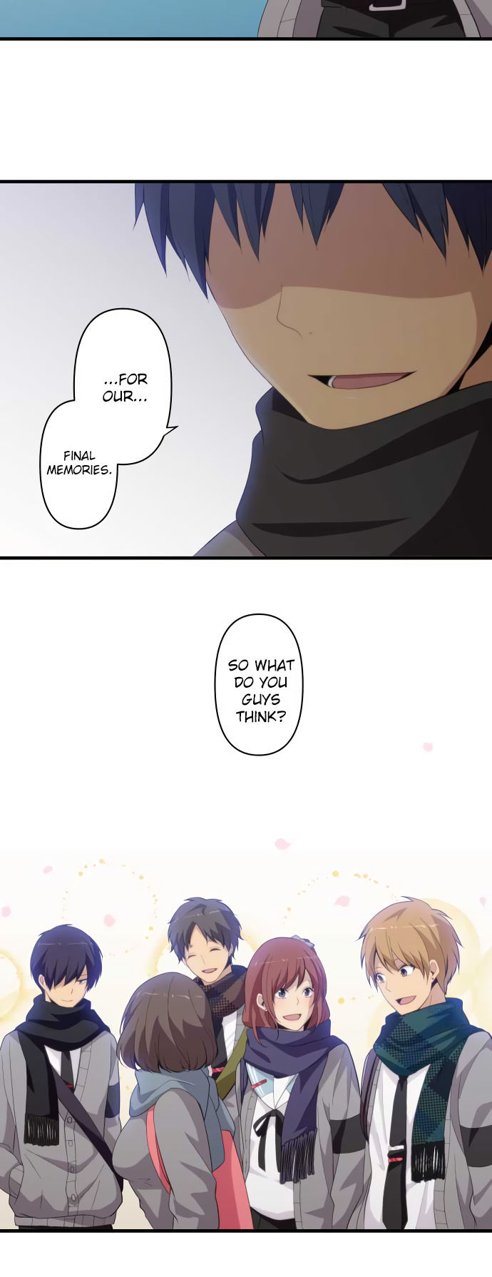ReLIFE Chapter 206  Online Free Manga Read Image 16