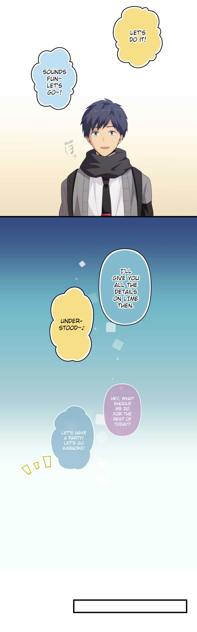 ReLIFE Chapter 206  Online Free Manga Read Image 17