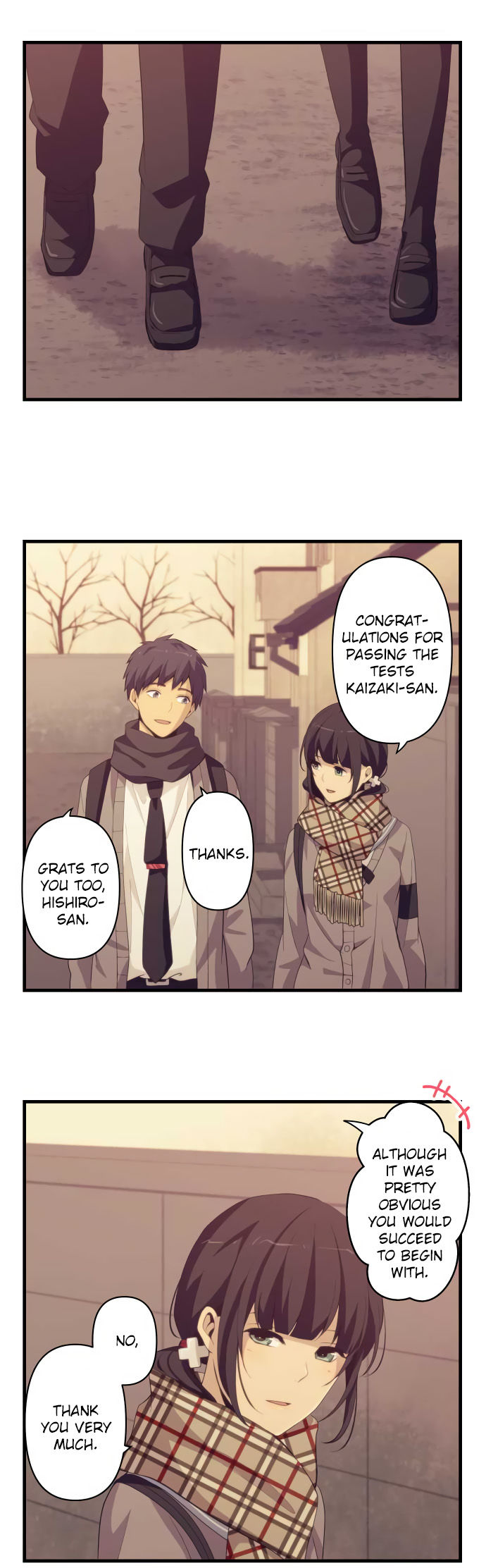 ReLIFE Chapter 206  Online Free Manga Read Image 18