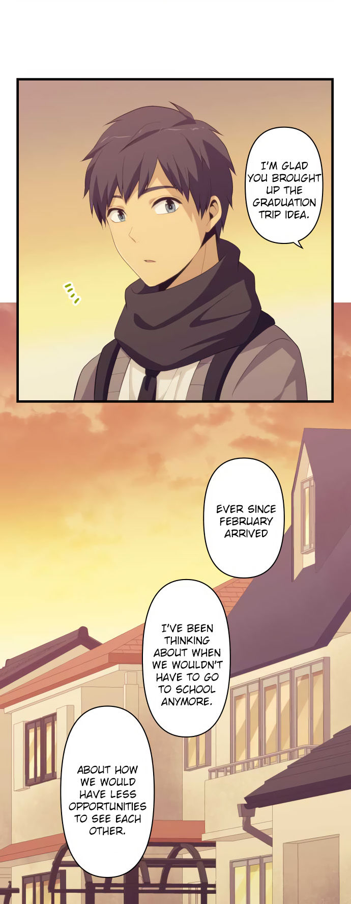 ReLIFE Chapter 206  Online Free Manga Read Image 19
