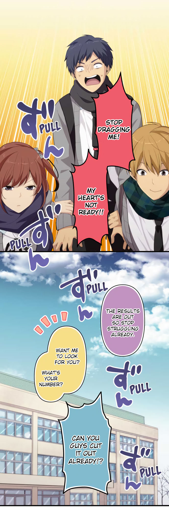 ReLIFE Chapter 206  Online Free Manga Read Image 2
