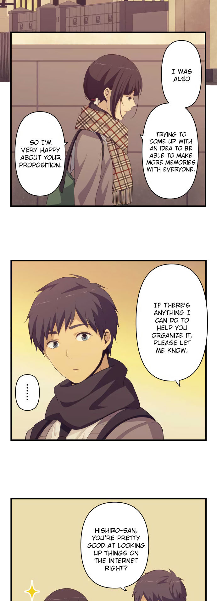 ReLIFE Chapter 206  Online Free Manga Read Image 20