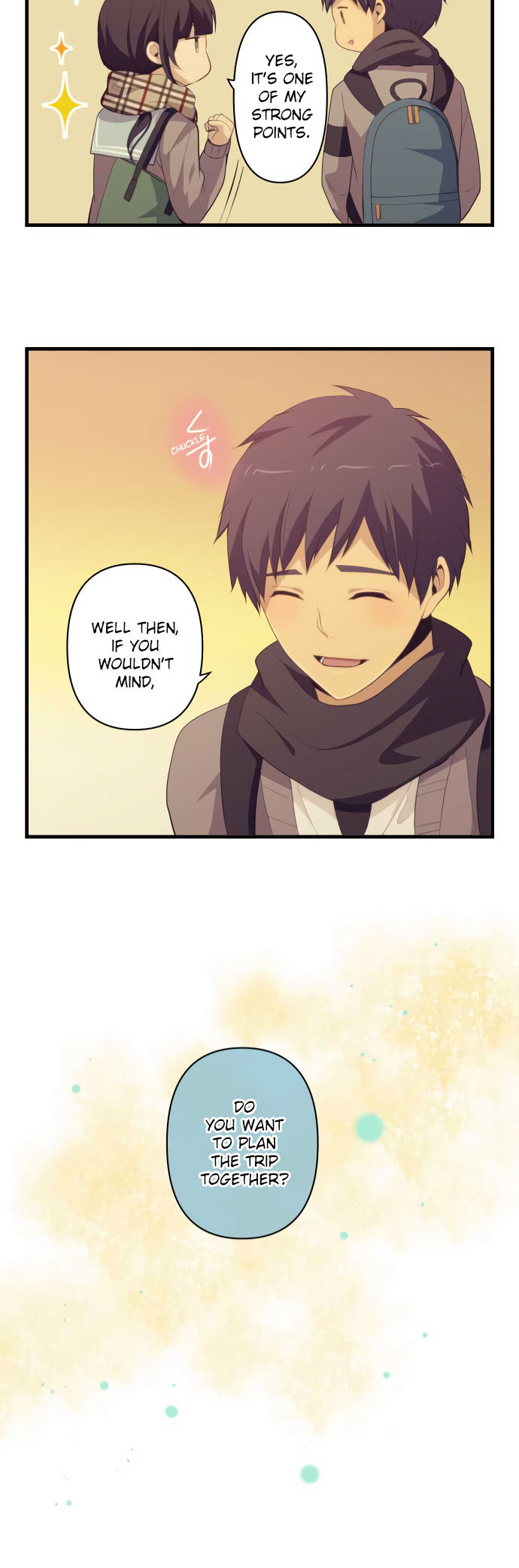 ReLIFE Chapter 206  Online Free Manga Read Image 21