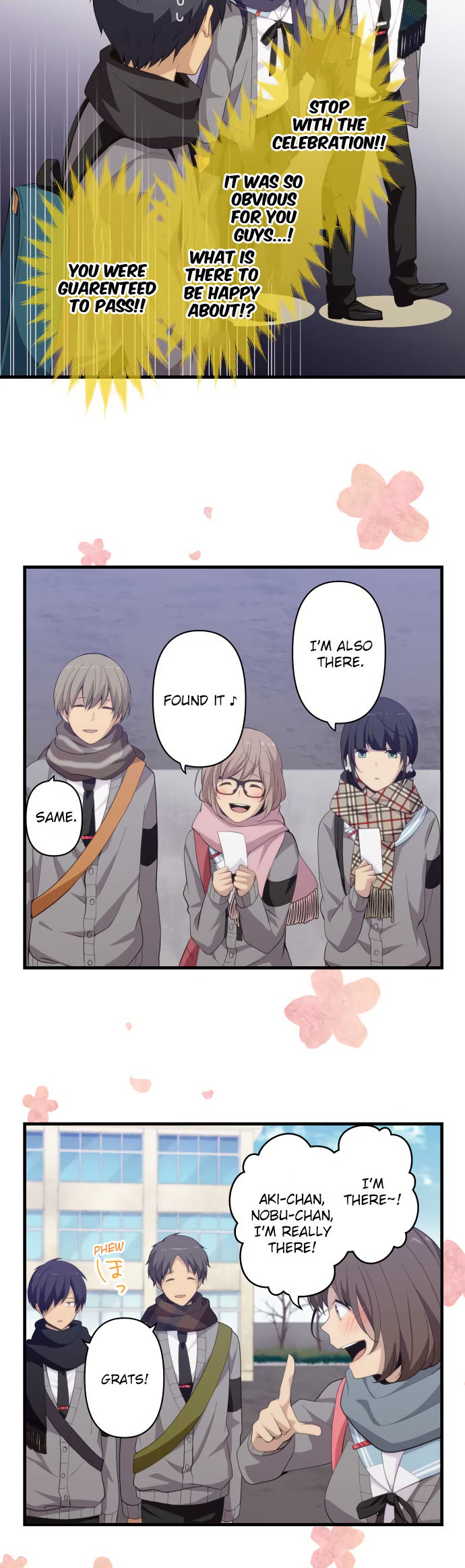 ReLIFE Chapter 206  Online Free Manga Read Image 6