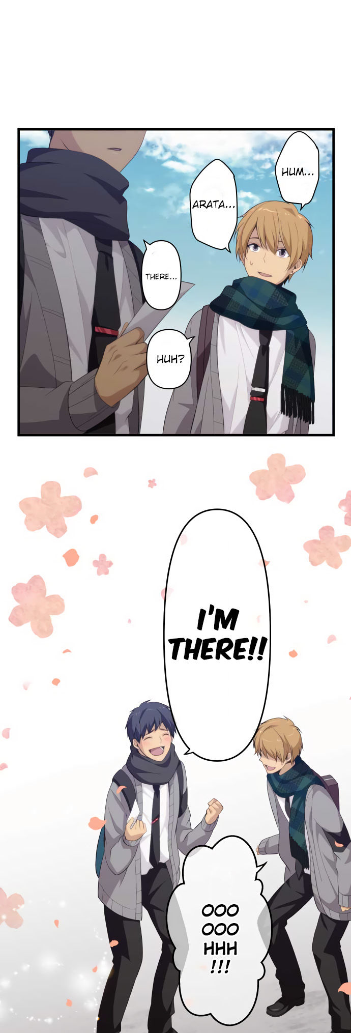 ReLIFE Chapter 206  Online Free Manga Read Image 8