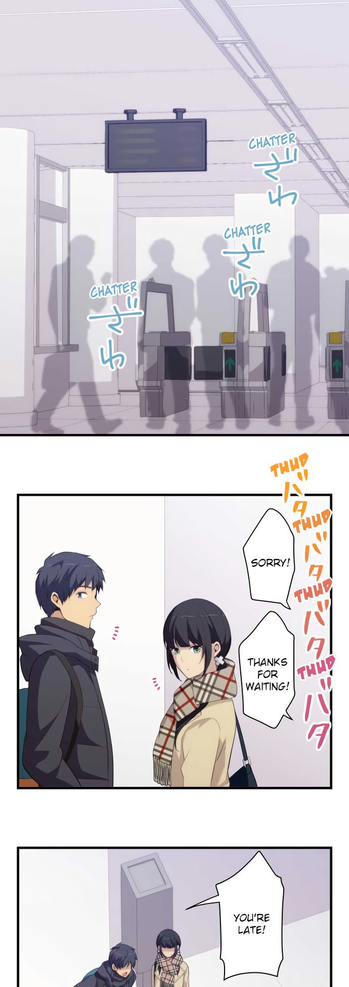 ReLIFE Chapter 207  Online Free Manga Read Image 1