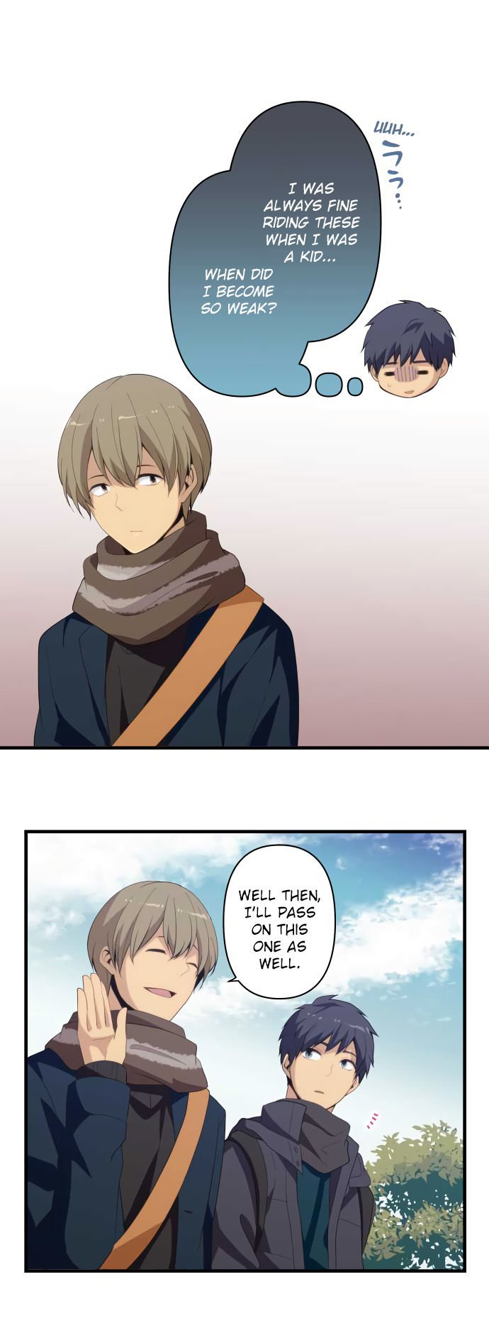 ReLIFE Chapter 207  Online Free Manga Read Image 15