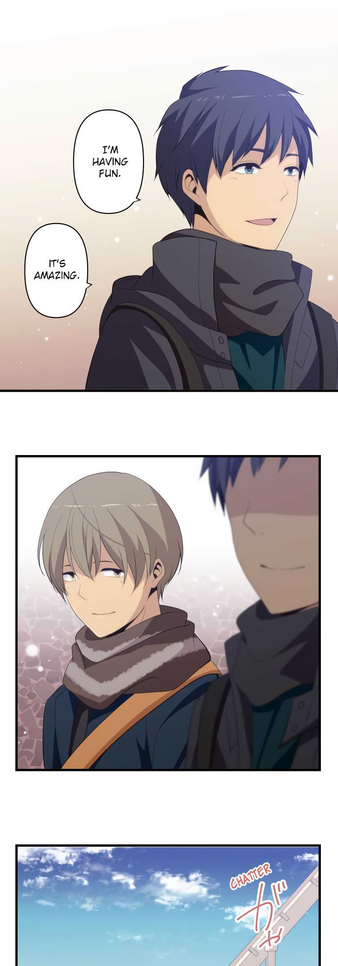 ReLIFE Chapter 207  Online Free Manga Read Image 18